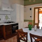 Corte apartment – Kitchen