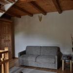 Fienile apartment – Living room