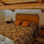 Appartamento il Fienile – Camera da letto